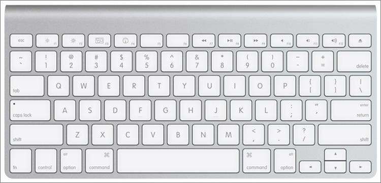 Ход клавиш очень небольшой и