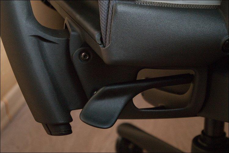 Заботливое компьютерное кресло
