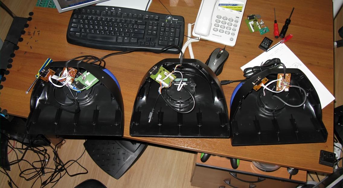 Педали для компьютера своими руками
